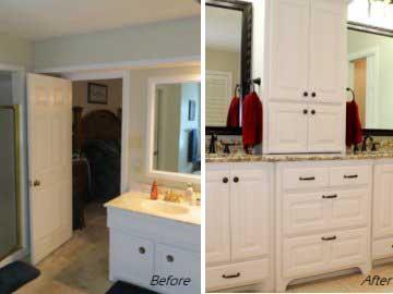 Bathroom Remodels Lubbock Tx perfect master bathroom remodel - dreammaker bath & kitchen