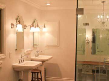 Bathroom Remodels Lubbock Tx remodeling an outdated master bathroom - dreammaker bath & kitchen