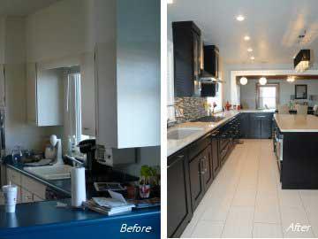 New Contemporary Kitchen Design DreamMaker Bath Kitchen Remodel Lubb