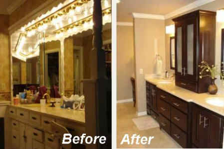 Before and After Remodeling Photos