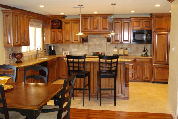 Pictures Of Kitchen Remodels kitchen remodels photo gallery - dreammaker lubbock, tx