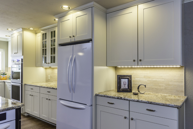 Updated Remodeled Kitchen Designs by DreamMaker, Lubbock, TX