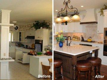 DreamMaker Bath Kitchen Remodel Testimonial Lubbock TX